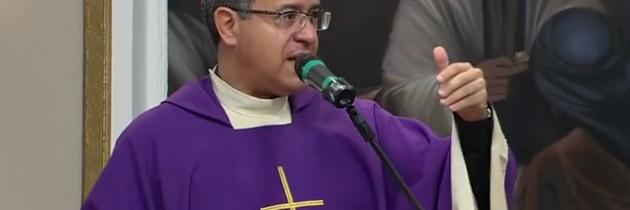 Homilia Dom José Falcão – 09/03/16 – A misericórdia de Deus é tremenda!