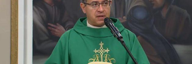 Homilia Dom José Falcão – 31/08/16 – Jesus se interessa por cada um de nós