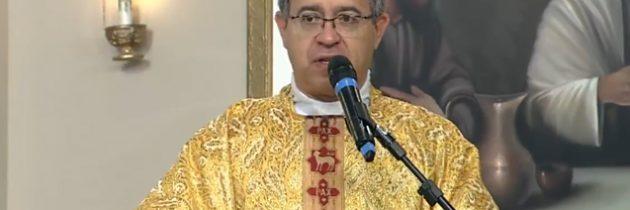 Homilia Dom José Falcão – 17/04/17 – A ressurreição, o bem e o mal