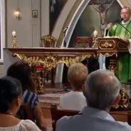 Homilia Dom José Falcão – 05/04/18 – O carinho de Jesus por todos nós