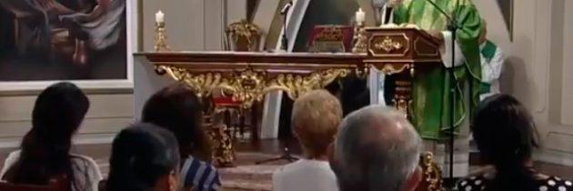 Homilia Dom José Falcão – 08/02/18 – A fé ousada da mulher diante de Jesus