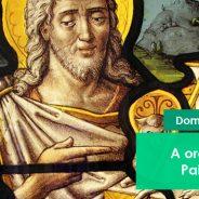 A oração do Pai Nosso: Santificado seja o vosso nome – Igreja Militante – 06/04/2021